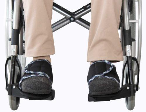 Zabezpieczenie na stopy
